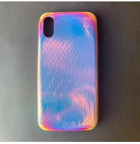 قاب هولوگرامی پولکی Sequin hologram case apple iphone 6-6s-7-8-7p-8p-x-xs