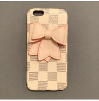 قاب پاپیون چرمی Leather bow tie apple iphone 6-6s-7-8