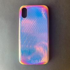 قاب هولوگرامی پولکی Sequin hologram case apple iphone 6-6s-7-8-7p-8p-x-xs