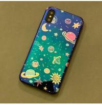 قاب  کهکشانی galaxy case apple iphone 6p-6sp-7-8-7p-8p-x-xs
