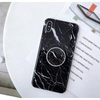 قاب سنگی مشکی apple iphone 6-6s-6p-6sp-7-8-7p-8p-x-xs-xr-xsmax-11pro-11promax