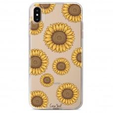 قاب ژله ای آفتابگردان apple iphone 6-6s-6p-6sp-x-xs-xr-xsmax