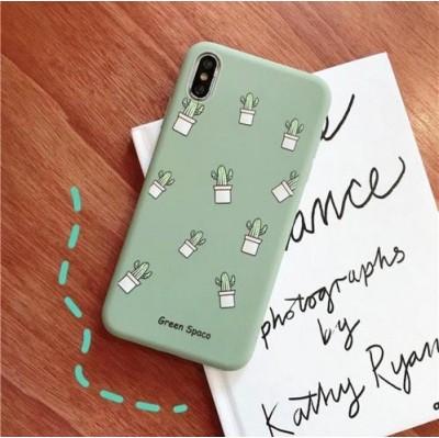 قاب طرح کاکتوس پراکنده apple iphone 6p-6..