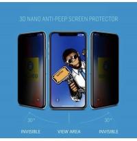 گلس اورجینال فول پرایوسی بلو مانکی apple iphone 6-6s-6p-6sp-7-8-7p-8p-x-xs-xr-xsmax-11-11pro-11promax