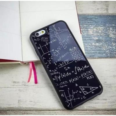 قاب فرمول ریاضی مشکی apple iphone 7p-8p-..