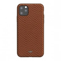 قاب چرمی کجسا KAJSA Genuine Leather Pearl Pattern Back Case‌ apple iphone x-xs-xr-xsmax-11-11pro-11promax