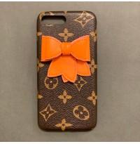 قاب لویی ویتون پاپیون دار Louis vuitton bow tie apple iphone 6-6s-7-8-7p-8p