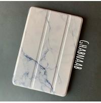 قاب آیپد سنگی سفید  White stone ipad case
