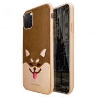 قاب اورجینال ویوا مادرید طرح شیبا شکلاتی viva madrid shiba chocolate case apple iphone 11pro-11promax