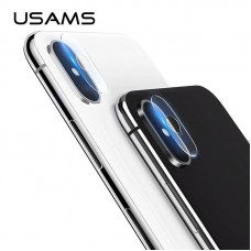 پکیج ۲تایی گلس لنز apple iphone X-Xs-Xsmax USAMS