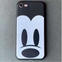 قاب ميكی موس سياه و سفيد  apple iphone 6p-6sp-7-8-x-xs-xsmax