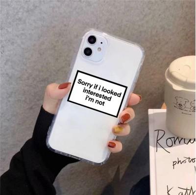 قاب متن نگاه بدون منظور apple iphone 6-6..