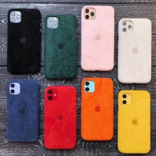 قاب مخملی Alacanatra case apple iphone 6-6s-7-7p-8-8p-x-xs-xsmax-11-11pro-11promax