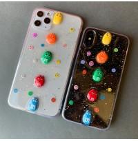 قاب m&m اسمارتیز apple iphone 6-6s-7-8-se2020-7p-8p-x-xs-xr-xsmax-11-11pro-11promax