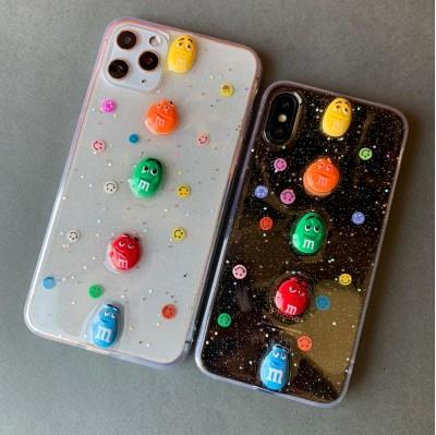 قاب m&m اسمارتیز apple iphone 6-6s-7-8-..
