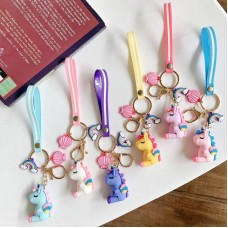 جاسوئیچی اسب تک شاخ Unicorn keychain