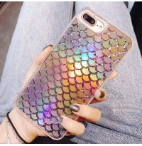 قاب آکواریوم صدفی iphone 6-6s-6p-6sp-7-8-se2020-7p-8p-x-xs-xsmax-11-11pro-11promax
