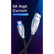 کابل اورجینال Super charge 5A type-c  برند MCdodo