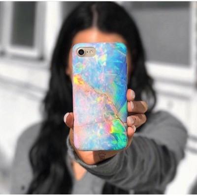 قاب سنگی هفت رنگ seven colors stone case..
