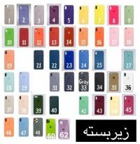 قاب سیلیکون زیربسته 2 silicone case apple iphone 5-5s-5se-6-6s-6p-6sp-7-8-se2020-7p-8p-x-xs-xsmax