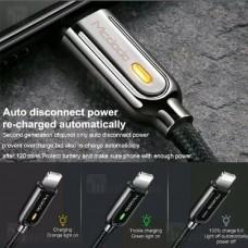 کابل اورجینال آیفون Auto power off lightning data cable برند Mcdodo