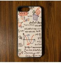 قاب فرمول ریاضی سفید apple iphone 6-6s-6p-6sp-7-8-se2020-7p-8p-x-xs-xsmax