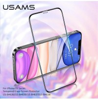 گلس فول USAMS full glass for apple iphone 12mini-12-12pro-12promax