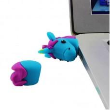 فلش مموری عروسکی اسب تک شاخ (Unicorn)