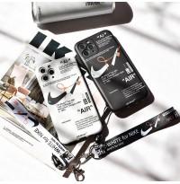 ست قاب و کاور ایرپاد سوپر نایک همراه با بند دستی ست apple iphone 7-8-se2020-7p-8p-x-xs-xsmax-11-11pro-11promax