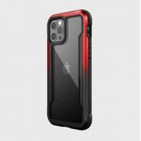 قاب X-doria defense shield red & black case apple iphone12-12pro-12promax