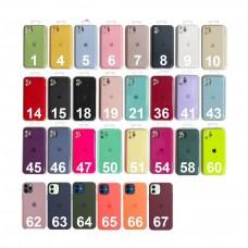 قاب سیلیکون محافظ لنزدار زیربسته Apple iphone 11-11pro-11promax-12mini-12-12pro-12promax