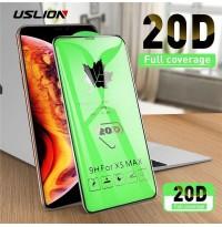 گلس 20D فول apple iphone x-xs-xr-xsmax-11-11pro-11promax-12mini-12-12pro-12promax
