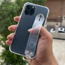 قاب اکلیلی جادستی دار ضدضربه به همراه حلقه آویز Apple iphone 6-6s-6p-6sp-7-8-se2020-7p-8p-x-xs-xr-xsmax-11-11pro-11promax-12-12pro-12promax
