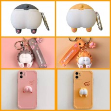 ست قاب،کاور ایرپاد و جاسوئیچی Baby cat بچه گربه Apple iphone 7-8-se2020-7p-8p-x-xs-xsmax-11-11pro-11promax-12-12pro-12promax