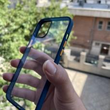 قاب اورجینال Doyers دویرز پشت شفاف Apple iphone 12-12pro