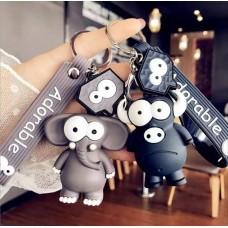 جاسوئیچی فیل و گاو Cow & Elephant keychain