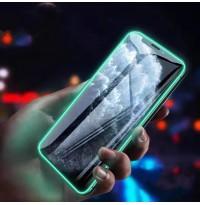 گلس فول شبرنگ Luminescent full glass for apple iphone 7-8-se2020-7p-8p-x-xs-xr-xsmax-11-11pro-11promax-12mini-12-12pro-12promax