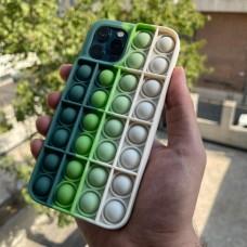 قاب رنگین کمانی ضد استرس طرح (5) Apple iphone 7-8-se2020-7p-8p-x-xs-xr-xsmax-11-11pro-11promax-12-12pro-12promax