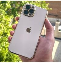 قاب الکتروپلیتینگ طرح بدنه گوشی گلد Apple iphone 6-6s-6p-6sp-7-8-se2020-7p-8p-x-xs-xr-xsmax-11-11pro-11promax-12-12pro-12promax