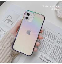 قاب جرجیا کیس هفت رنگ Apple iphone 12-12pro