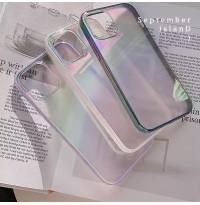 قاب جرجیا کیس هفت رنگ Apple iphone 12promax