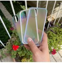 قاب جرجیا کیس هفت رنگ Apple iphone 11promax