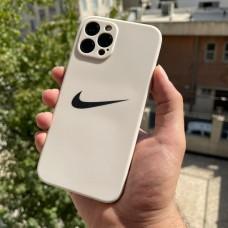 قاب نایک سفید محافظ لنزدار Apple iphone 7-8-se2020-7p-8p-x-xs-xr-xsmax-11-11pro-11promax-12-12pro-12promax