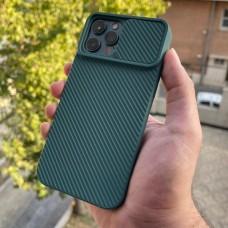 قاب دوربین کشویی,سیلیکونی سبز Apple iphone 6-6s-6p-6sp-7-8-se2020-7p-8p-x-xs-11-11pro-11promax-12-12pro-12promax