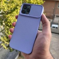 قاب دوربین کشویی,سیلیکونی یاسی Apple iphone 6-6s-6p-6sp-7-8-se2020-7p-8p-x-xs-11-11pro-11promax-12-12pro-12promax
