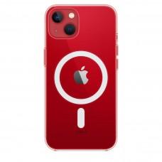 قاب مگ سیف apple iphone 13 Clear Case with MagSafe