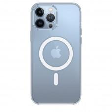 قاب مگ سیف apple iphone 13promax Clear Case with MagSafe