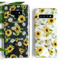 قاب گل های آفتاب گردان Sunflowers l samsung